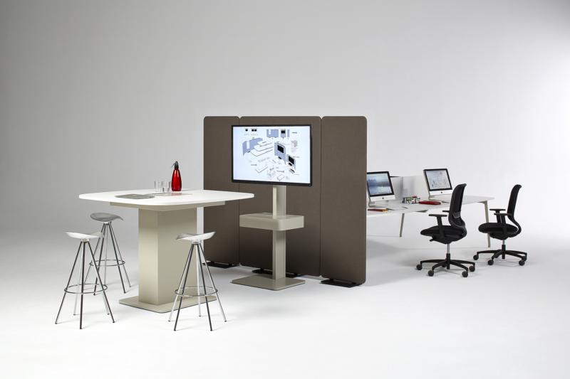 Tendencias 2019 en el mobiliario y diseño de oficinas