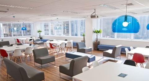 12 Tendencias en diseño de oficinas para 2019